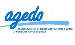 Logo Agedo, associazione di volontariato