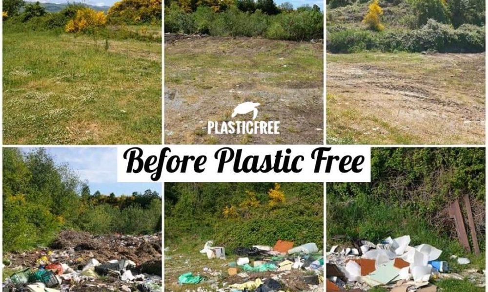 Plastic Free è un'associazione onlus nata nel 2019 che si occupa di liberare il mondo dalla plastica