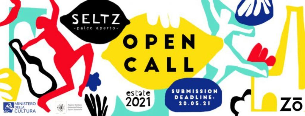 Seltz palco aperto agli artisti siciliani
