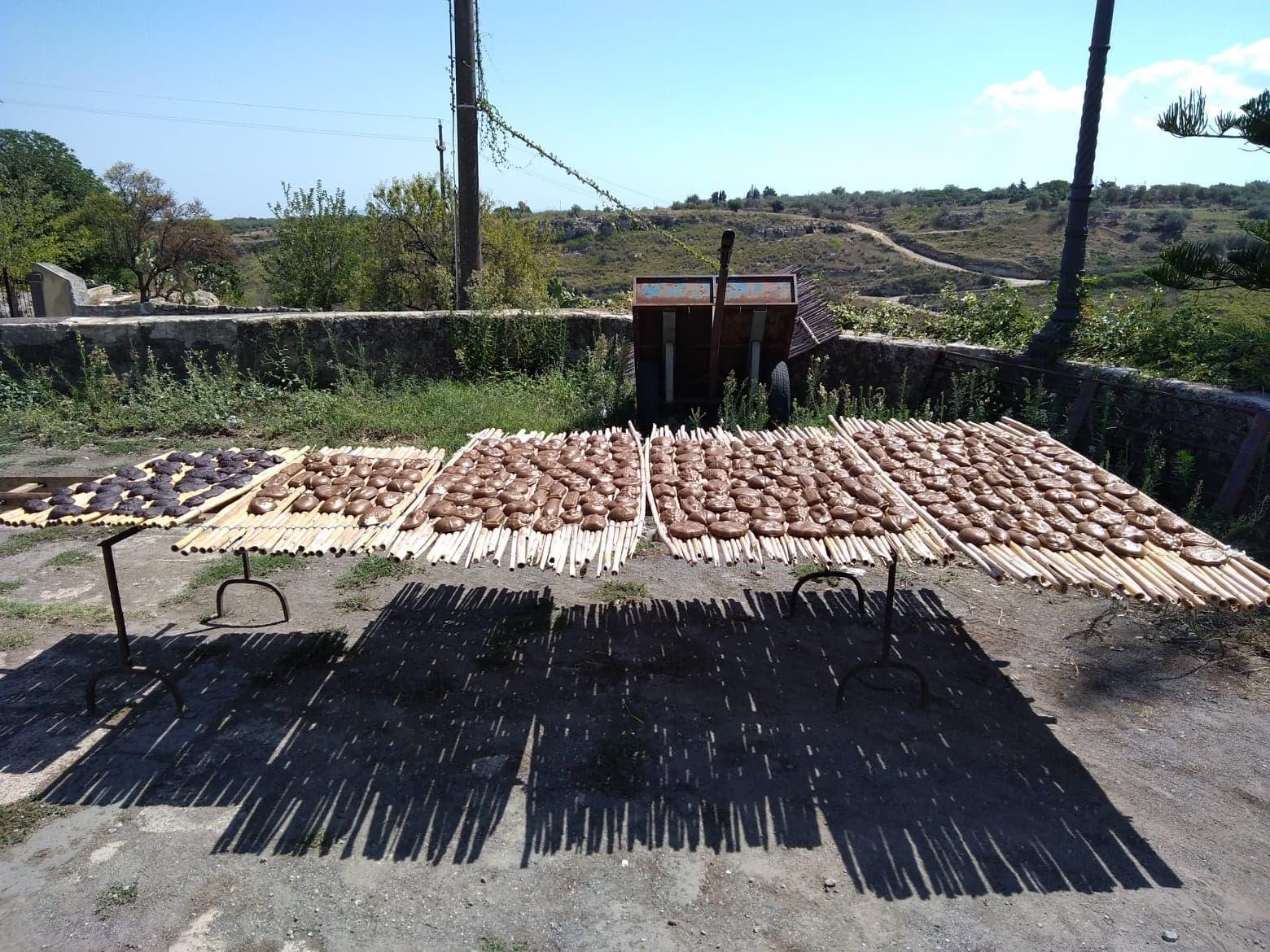Militello e la mostarda, una preparazione tipica del paese