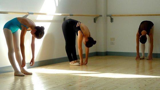 Viagrande Studios, area danza