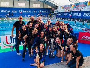 Ekipe Orizzonte Catania, campioni d'Italia