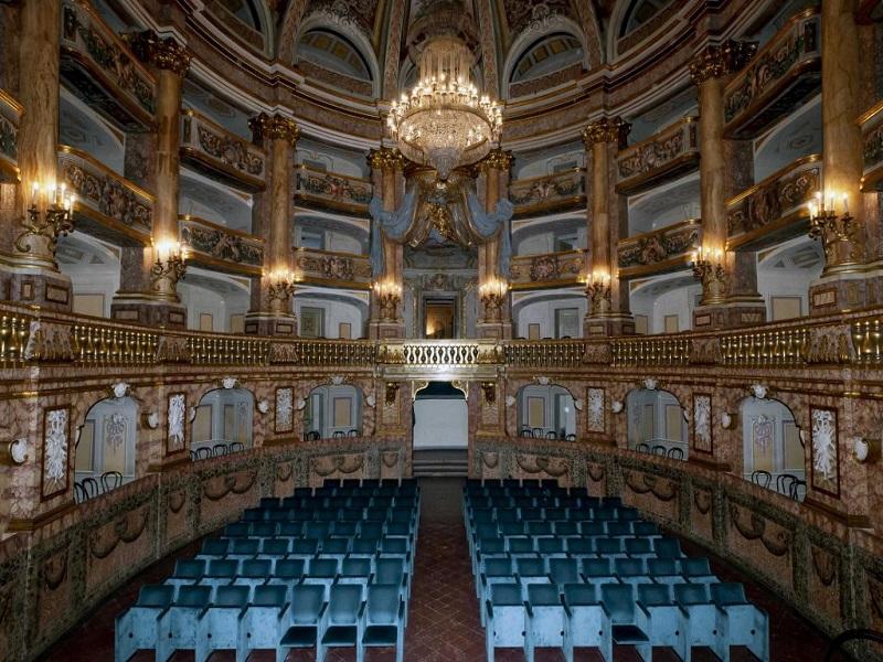 Teatro Di Corte Reggia-  Foto A.gentile comunity italiani.it