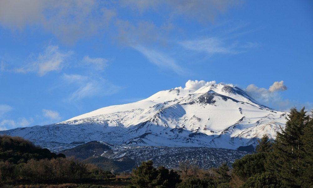 Museo dell'etna: il vulcano- Foto:Pixabay