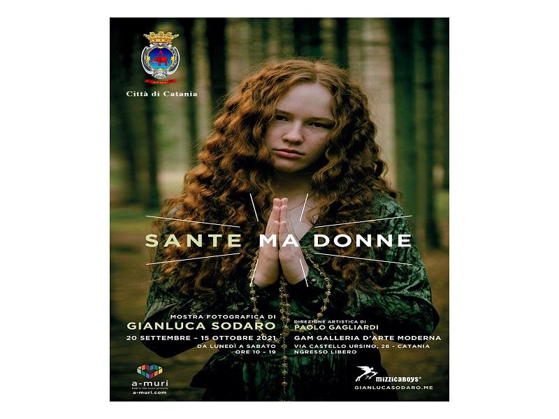 Mostre in città-sante Ma Donne- Foto: locandina evento