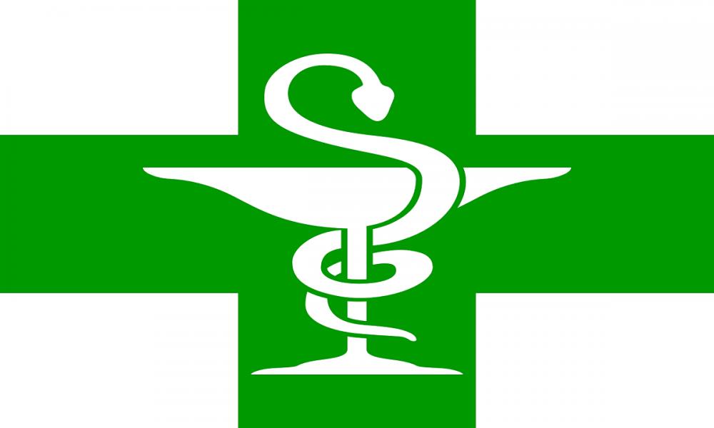 Vaccini: la croce verde simbolo della Farmacia- Foto: Pixabay