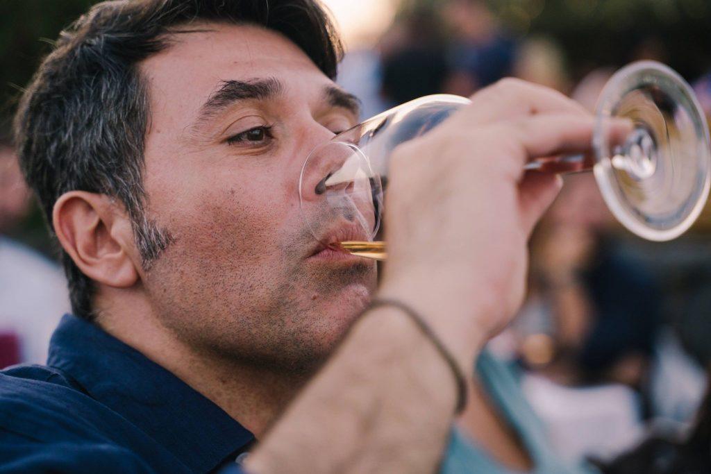 La vendemmia raccontata da uno specialista del settore del mondo del vino, il sommelier Marco Marcialis