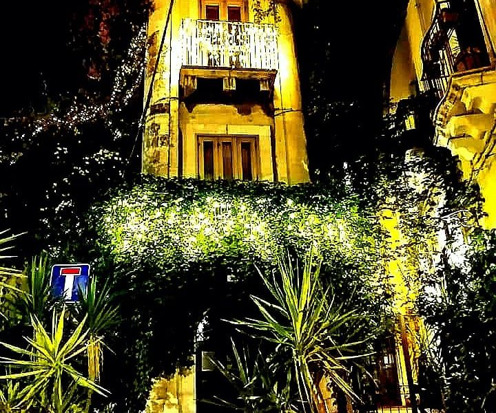 Palazzo Stidda è uno dei palazzi più particolari di Catania