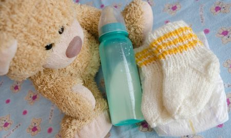 Banca latte umano donato: u classico biberon - Foto: Pixabay