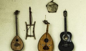 strumenti tradizionali