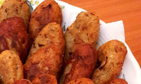 melanzane ripiene fritte