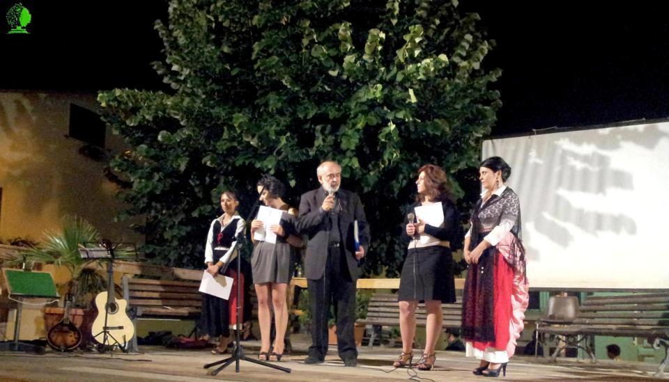 Confluentes: durante il concorso di poesia