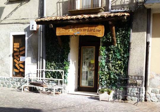 Ex cantina di Peppe a Marca