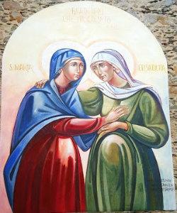 Il brutto anatroccolo: Maria ed Elisabetta