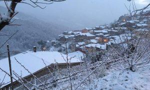 che spettacolo la neve a conflenti