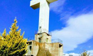 croce: un monumento visibile da lontano