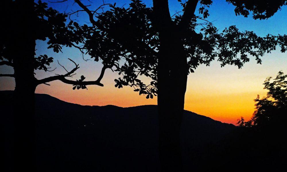 tramonto conflentese