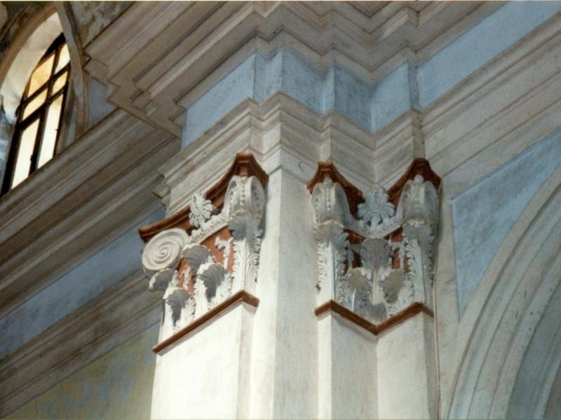 Chiesa di San Nicola: particolare