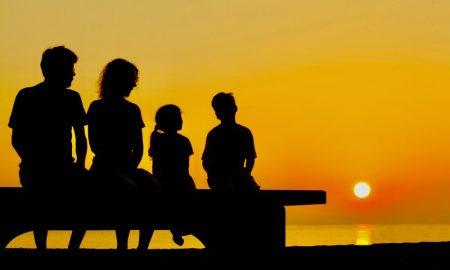 la famiglia è la patria del cuore