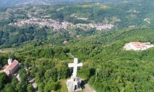 Conflenti e dintorni visti dalla croce
