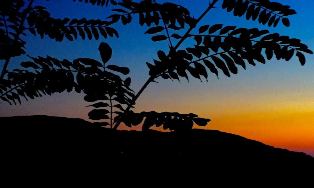 Un tramonto, un desiderio, una speranza