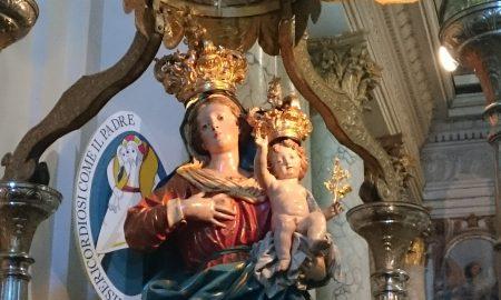 La festa della Madonna della Quercia si celebra nel mese di Agosto,