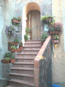 Balcone fiorito di Conflenti. Concorso Conflenti in Fiori.