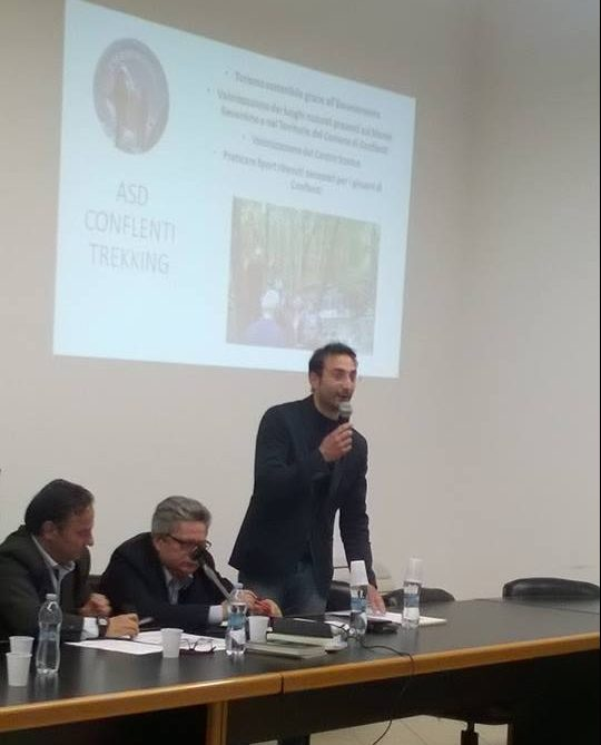 Conflenti Trekking è una associazione di Conflenti fondata da Emanuele Mastroianni..