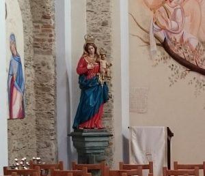 Madonna della Quercia di Conflenti.