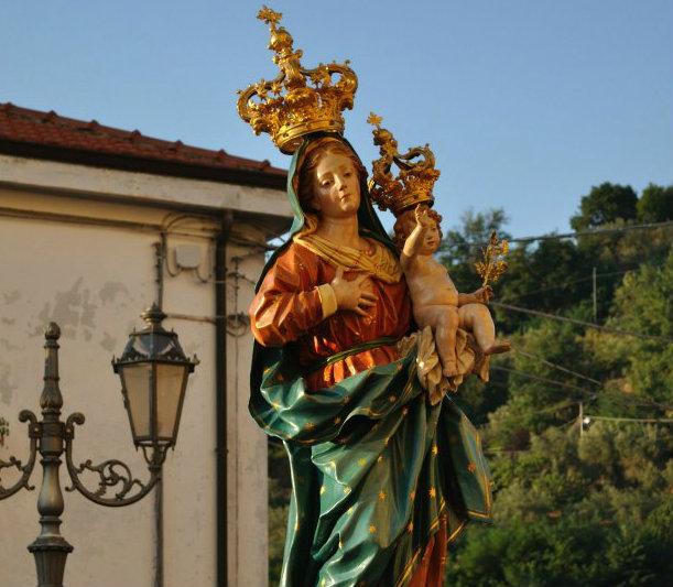 maggio mariano Statua Gf