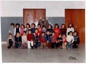 La Classe Con Il Maestro Ferlaino