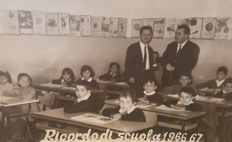 Foto Scolastica Dell'anno 66/67