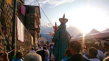 Processione della Madonna della Quercia