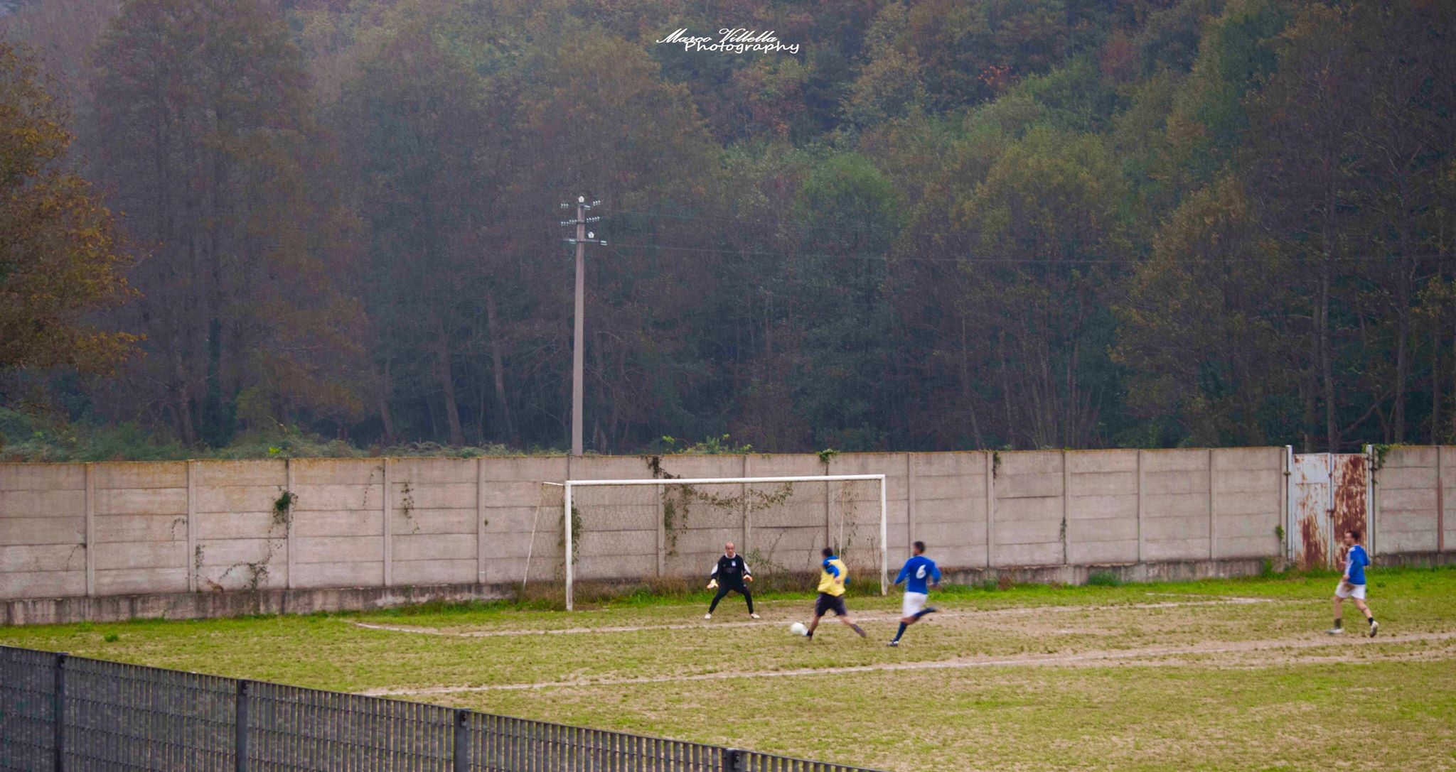 Gol Del Bomber Vescio