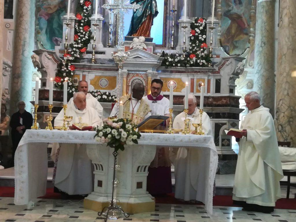 Cardinale Liturgia Basilica