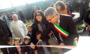 Inaugurazione Scuola San Mazzeo