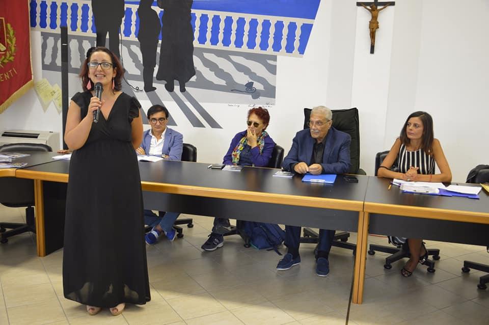 Concorso Vittorio Butera e Cittadinanza onoraria Scalise