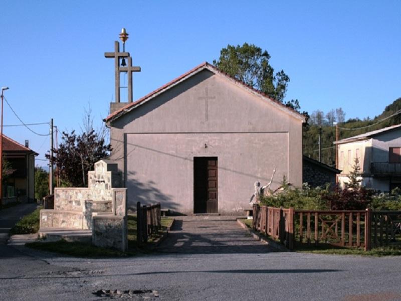 chiesa di Sant'Anna a san mazzeo
