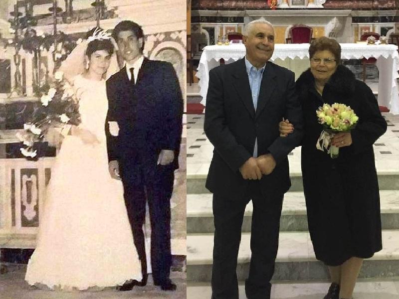 San Valentino. Matrimonio Egidio Ed Ernesta