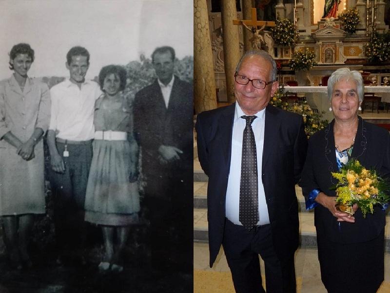 San Valentino. Matrimonio Micu & Teresa