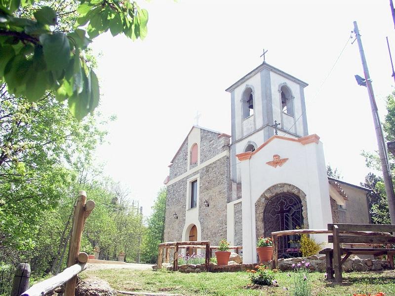 orari Celebrazioni Religiose nella chiesa della Querciuola