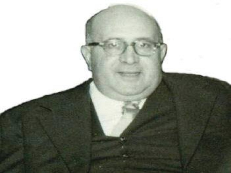 Farmacia e il farmacista Don Costantino Pantano