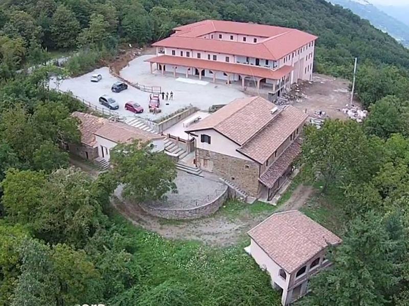 Monastero: stanze dove alloggiare