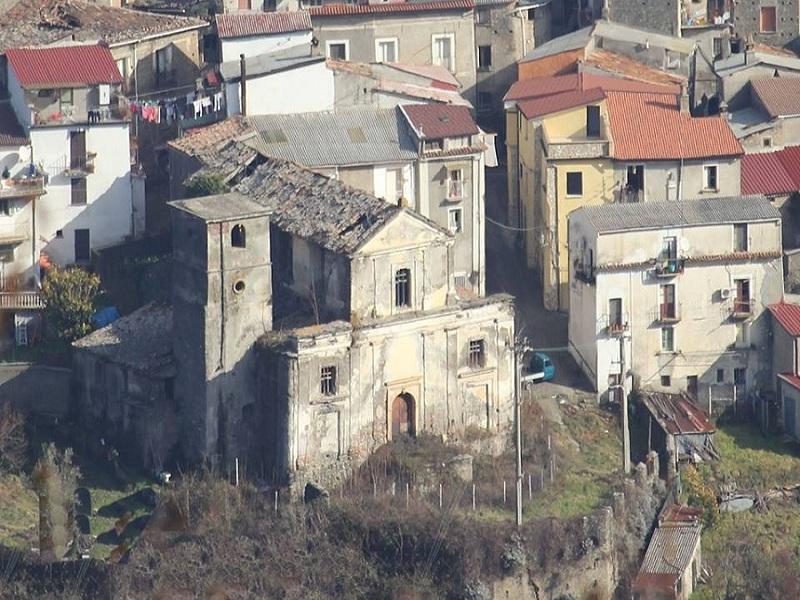 Nucleo abitativo San Nicola
