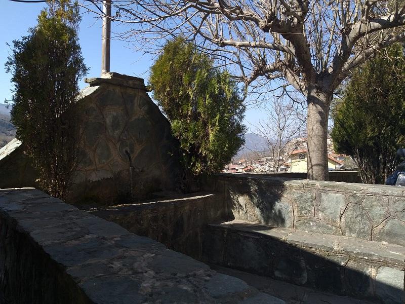 Fontana. Cicciu Viasciu