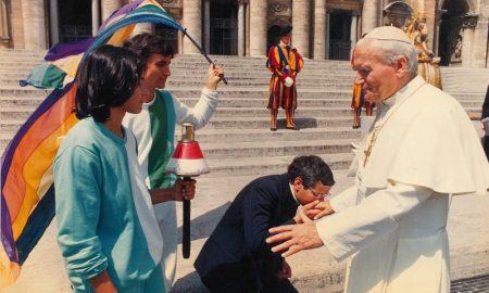 L'incontro con il Papa, 1984