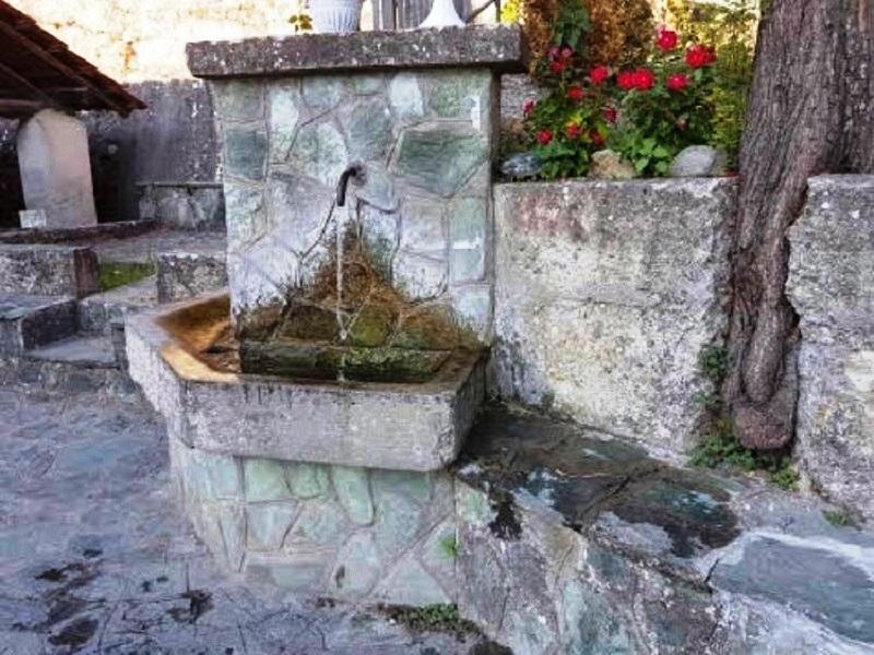 Fontana di Pumetta