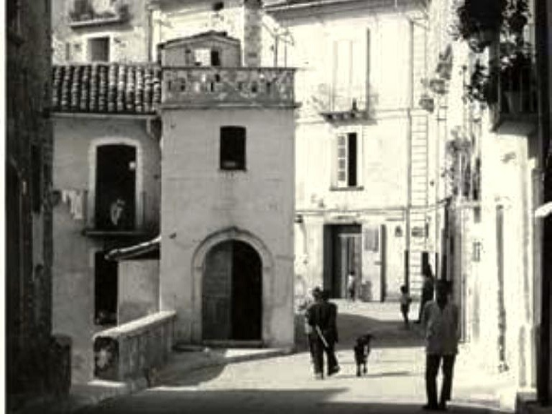 Piazzetta. Com'era Un Tempo