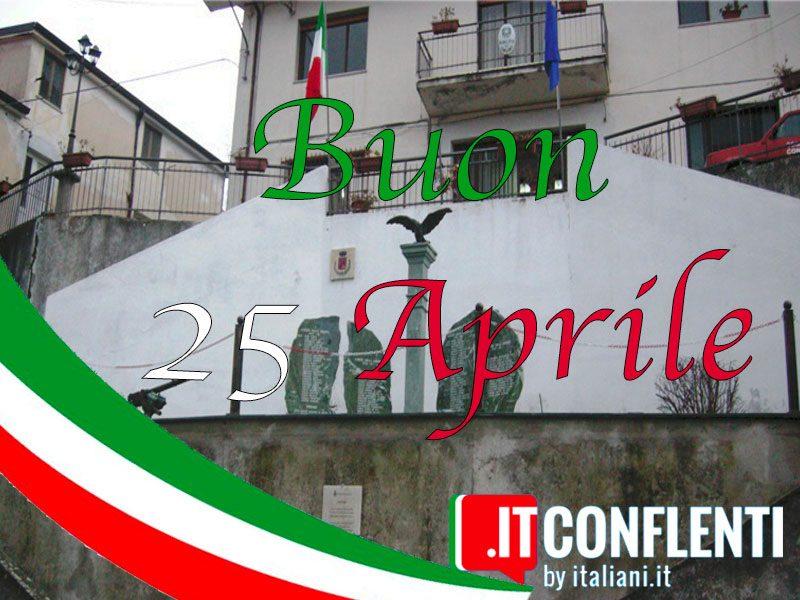 Buon 25 Aprile 2019 Conflenti