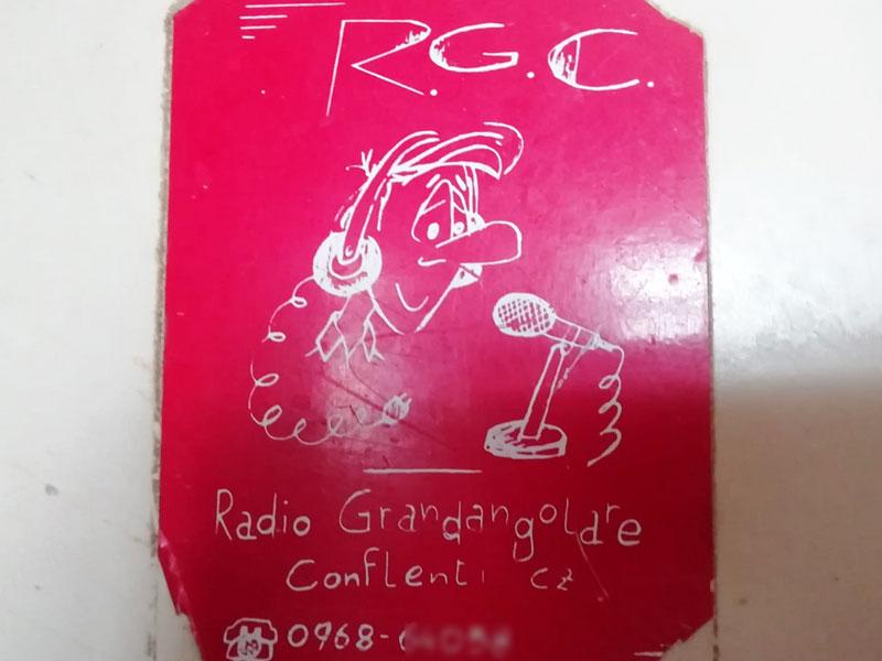 Logo Radio Grandangolare Conflenti